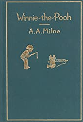 Image: Winnie-the-Pooh: Classic Gift Edition, Hardcover, by A. A. Milne (Author), Ernest H. Shepard (Illustrator). Publisher: Dutton Books for Young Readers; Gift edition (September 19, 2017)