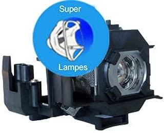 Lámpara compatible ELPLP57 para videoproyector EPSON EB-440W ...