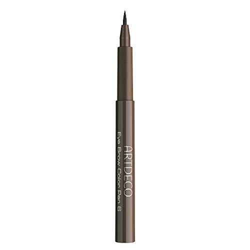 ARTDECO Eyebrow Color Pen, Brauenstift, Nr. 6, medium brown