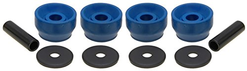 ACDelco 46G25002A Advantage Front to Frame Suspension Strut Rod Bushing