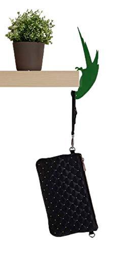 Artori Design | Suspension pour étagère | Balance Perroquet en Métal