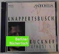 Symphony No.5: Knaooertsbusch / Wiener Philharmoniker