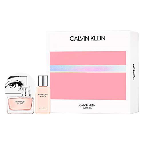 Calvin Klein Set Women Eau De Parfum 50 Ml + Bl 100 Ml