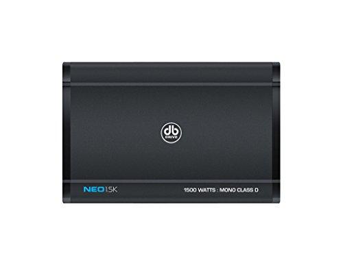 db Drive NEO1.5K Class D Monoblock Amplifier 1500W
