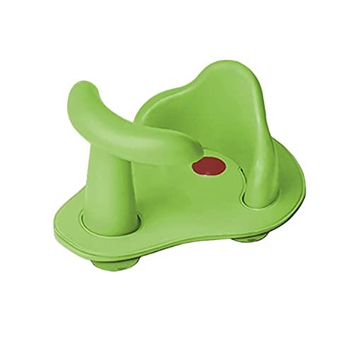 crazerop Baby Badering Badesitz Badewannensitz Für Babys & Kleinkinder Ab 6 Monate, Kindersicherung Badewannen-Sitz Mit Arm- & Rückenlehne