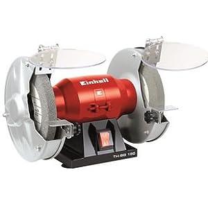 31VyvKqrQIL. SL500 . SS300  - Einhell TH-BG 150 - Esmerilladora disco 150 mm, 150 W, velocidad 2950 rpm, 230 V / 50 Hz. (ref. 4412570)