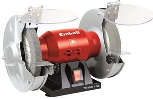 Einhell TH-BG 150 - Esmerilladora disco 150 mm, 150 W, velocidad 2950 rpm, 230 V / 50 Hz. (ref. 4412570)
