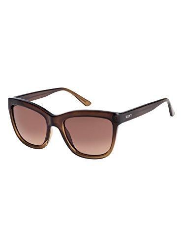 Roxy Damen Sonnenbrille Jane Shiny Crystal Brown Gradient