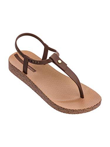 Ipanema Bossa Soft Sandal Sandali ANATOMICI Donna Brown/Brown, 37