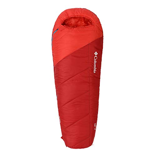 Columbia 10 Degree Mount Tabor Mummy Sleeping Bag (84)