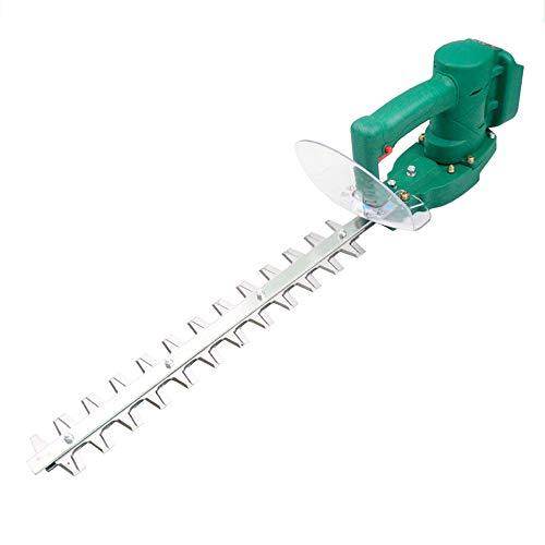 Scissors Cortasetos eléctrico Tijeras de podar inalámbricas podadoras de jardín Tijeras de podar de árboles Cortasetos de Hoja Curva de Doble Filo