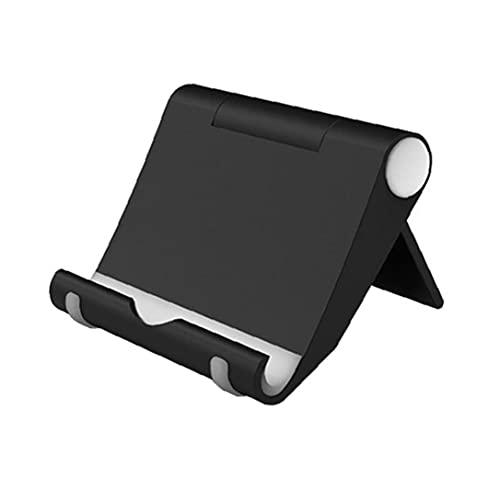 supporto del telefono mobile accessori del telefono tavolo pieghevole supporto per telefono cellulare tablet scrivania nera