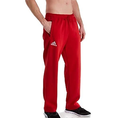 adidas Condivo 18 Pantalón de entrenamiento para hombre (Power Rojo/Blanco, XXXL)