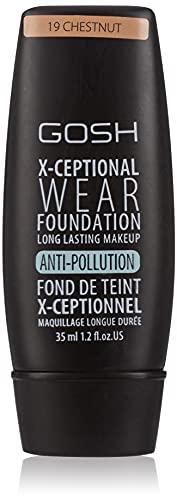 Gosh Copenhagen Foundation Plus+ 30 ml, Chestnut, 1 stück