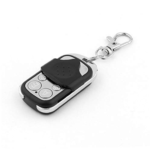 Aiyrchin RF Clave 4 ABCD eléctrica Puerta de Garaje Llaves del Coche de Keychain