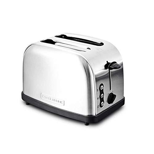 Grille Pain Inox 3 Fonctions Deux Fentes Family_toast_inox De Kitchencook