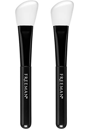 Freeman Silicone Face Mask Brush Applicator - Pack of 2