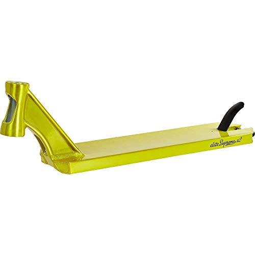 Elite Supreme V2 Scooter Deck (21' - Oro)