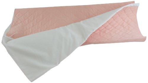 Mogelijkheid Superstore Hoeslaken Met ingebouwde Bed Pad Enkel Roze