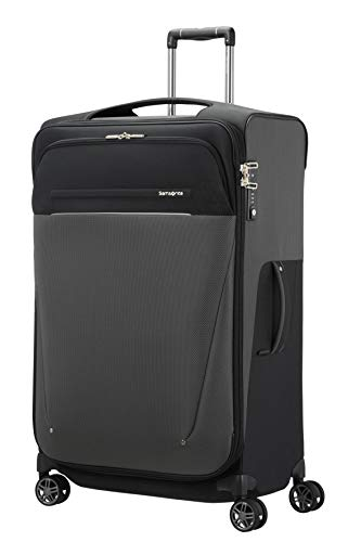 Samsonite B-Lite Icon - Spinner 78/31 Expandible, 107.5 L, 2.9 Kg, Negro (Black)