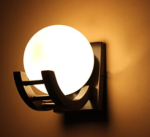 Imper!al Wooden Wall Light/Wall Hanging Lamp for Bedroom, Living Room, Home Decor.