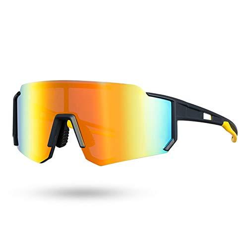 GUTYRE Gafas De Ciclismo, Gafas De Sol para Deportes Al Aire
