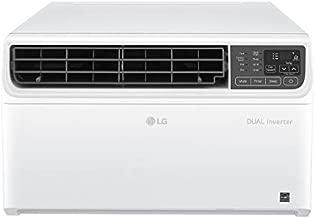 LG, LW1019IVSM Energy Star 9,500 BTU 115V Dual Inverter Window Air Conditioner with Wi-Fi Control, White