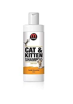 Mikki Shampooing de Toilettage pour Chats/Chatons Parfum Poire Croquante 250 ml
