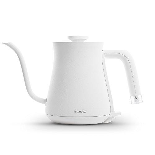バルミューダ 電気ケトル ザ・ポット ホワイト BALMUDA The Pot K02A-WH