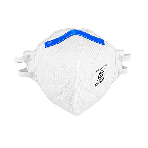 20pcs NIOSH Approved Disposable Professional Respirator Masks