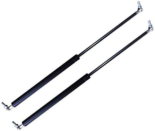 JYSFSSAutomatic Bonnet Lift Support Spring Shocks Suitable,For Lexus GS300 1993-1997 - Black