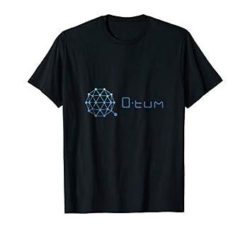 QTUM Logo Cryptocurrency T-Shirt