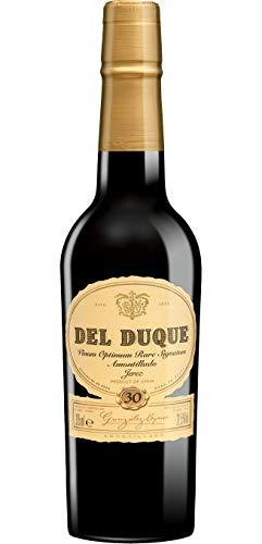 Del Duque Amontillado muy Viejo - Vino D.O. Jerez- 375 ml