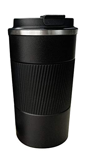 Utrowat Travel Mug for Hot&Cold Drinks Insulated Coffee Cup with Leakproof...