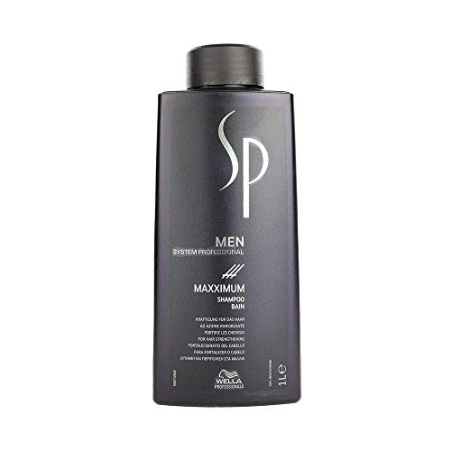 Wella SP Just Men Maxximum Shampoo 1000ml