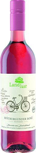 Landlust Spätburgunder Rose halbtrocken, 0,75l