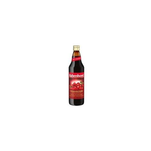 Rabenhorst Cranberry Muttersaft, 2er Pack (2 x 750 ml)