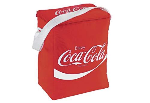Kühltasche Coca-Cola 14l rot