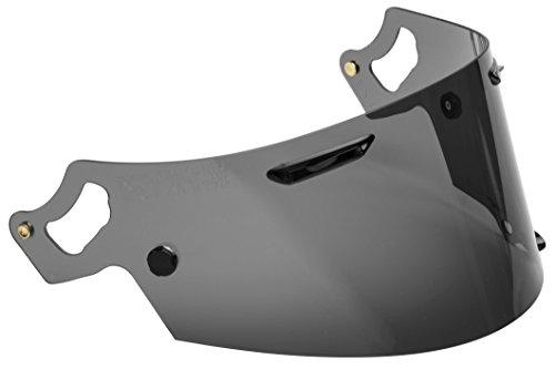アライ(ARAI) ヘルメットパーツ 1055 VAS-V ポスト付シールド スモーク [VAS-V TOP 2D SHIELD] (旧品番:1055) 011055