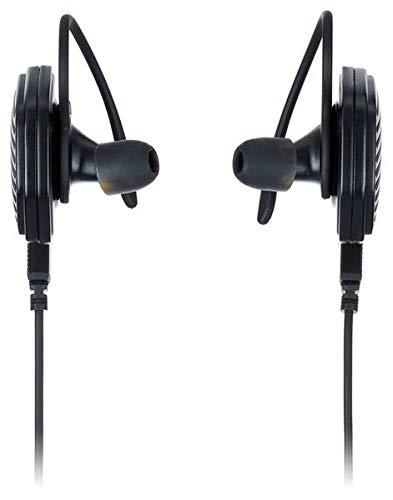 Audeze LCDi3 Planar Magnetic In Ear Headphones, Black