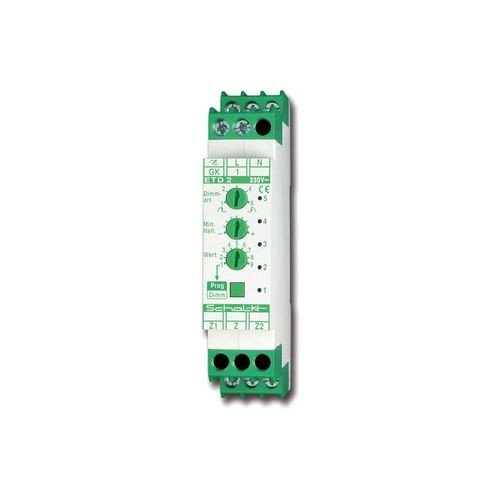 Schalk Universal-Tastdimmer REB ETD 2 m.Einz,a. f.LED/ESL Dimmer 4046929201124