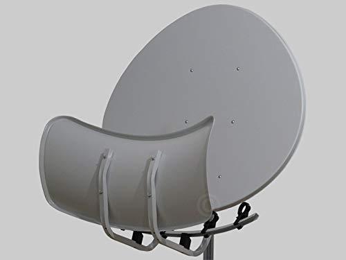 Wavefrontier Toroidal T90 Sat-Spiegel, lichtgrau