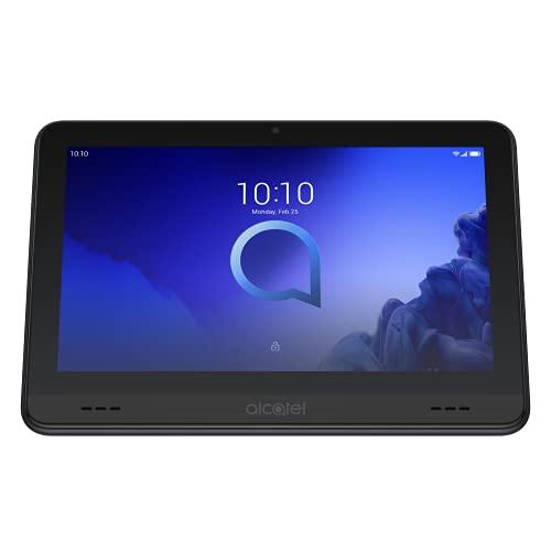 Alcatel Smartab 7' 2021 WiFi – Tablet Quad Core, cámara, Memoria 32 GB Ampliable, 1 GB RAM, Android 10, Negro [Italia]