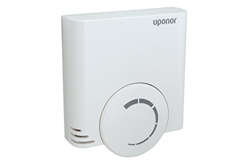 Uponor T-35, wired 24V, Raumthermostat, Raumregler, 1058386