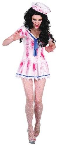 Zombie Sailor Girl