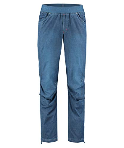 Ocun Mánia Jeans Pantalone Arrampicata Dark Blue
