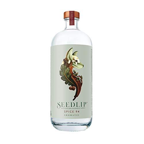 Seedlip Spice – Aromatic, Alkoholfreie Spirituose – 1 x 0.7 l