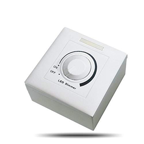 Jessicadaphne DC 0-10V Led Dimmer Switch Controlador Ajustable Led Driver Dimmer para luz Regulable Downlight Spotlight Led Bulb