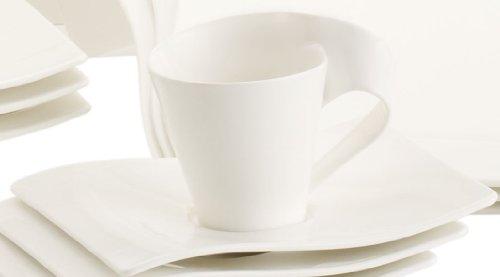 V&B NewWave Kaffeetasse mit Untertasse 18x15 (NEU) 2tlg.