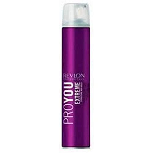 REVLON PROFESSIONAL Pro You Extreme Haarspray, 1er Pack (1 x 500 ml)